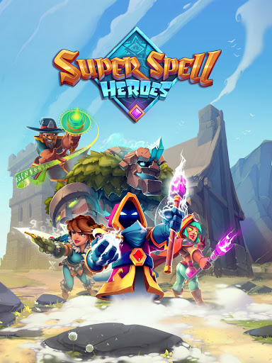Super Spell Heroes - Magic Mobile Strategy RPG apktram screenshots 13