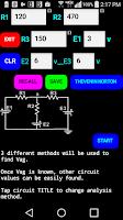 Screenshot of Superposition Thevenin Mesh
