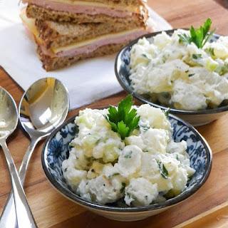 Nona's Potato Salad.