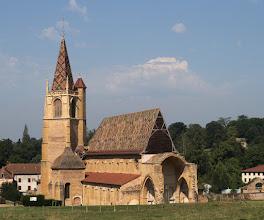 Photo: J20 : La Bénisson-Dieu, abbaye