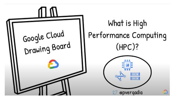 Vídeo HPC no Google Cloud