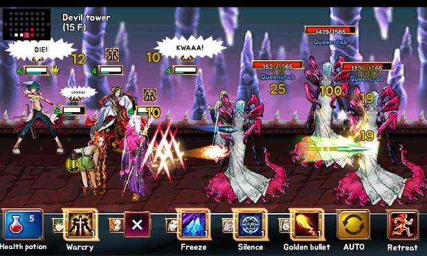 Hell tower : raiders v1.2.3