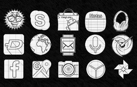 Graphika - Icon Pack v1.0.1