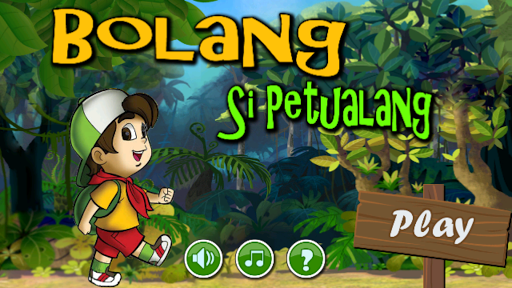 Bolang The Adventure