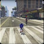 Your Sonic GTA Mods Run Game Icon
