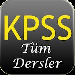 KPSS Tüm Dersler Icon