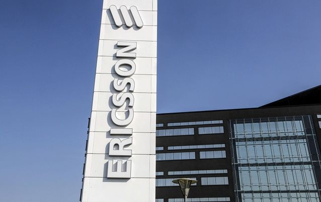 Ericsson's office in Lund, Sweden. Picture: REUTERS/STIG-AKE JONSSON