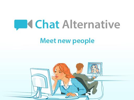 Chat Alternative — android app Screenshot