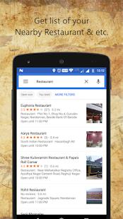 MapWap for Google Map - náhled