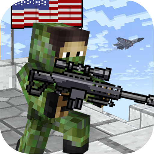 American Block Sniper Survival