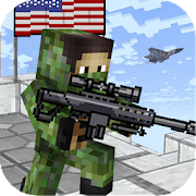 Game American Block Sniper Survival APK for Windows Phone