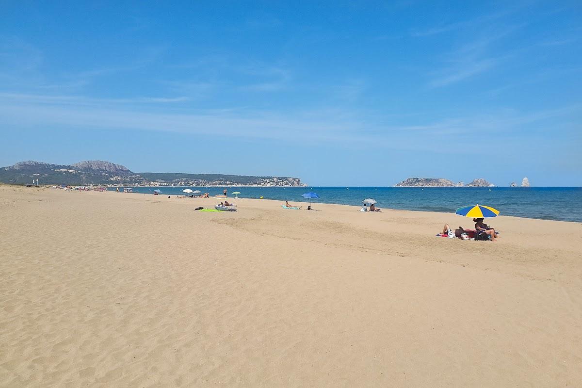Strand von Mas Pinell