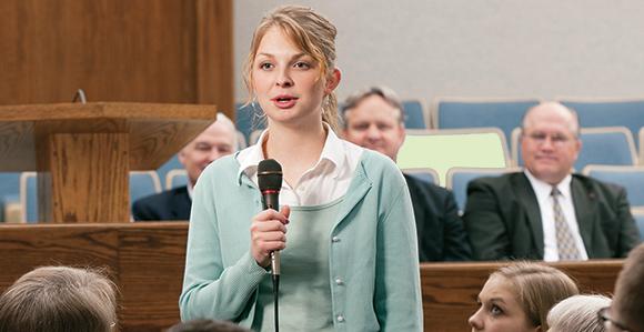 mormon youth speaker