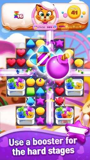 Sweet Cookie World : Match 3 Puzzle screenshots 21