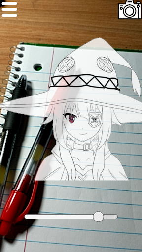 AR Learn to Draw Anime  screenshots 4