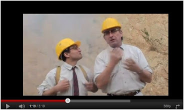 "Photo: Vidéo...""Les pâtes au Gaz...de Schiste"". http://www.youtube.com/watch?v=GxUdeQXKSzY"