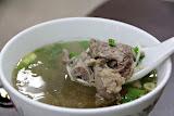 劉家莊 汆燙牛肉湯