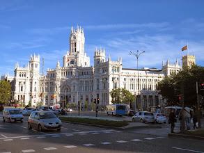 Photo: Palacio de Correos, el.