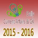 GK & Current Affairs Quiz 2016 icon