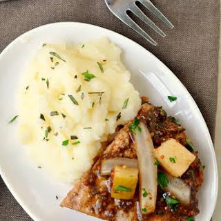 Rosemary Balsamic Pork Chops.