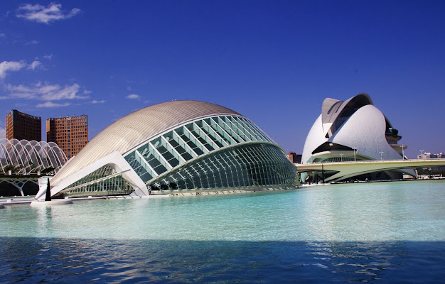 Valencia contemporanea. di micphotography