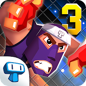 UFB 3: Ultra Fightning Bros- Ultimate 2player Fun