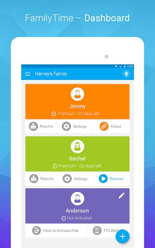 FamilyTime Parental Controls & Screen Time App  screenshots 17