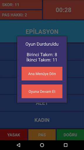 Yasak TR - Tabu 6.1 screenshots 7