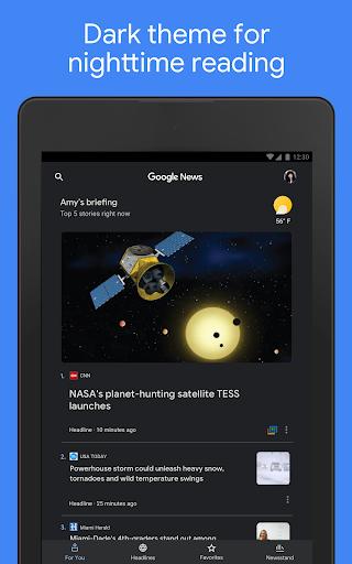 Google News: Top World & Local News Headlines screenshot 17