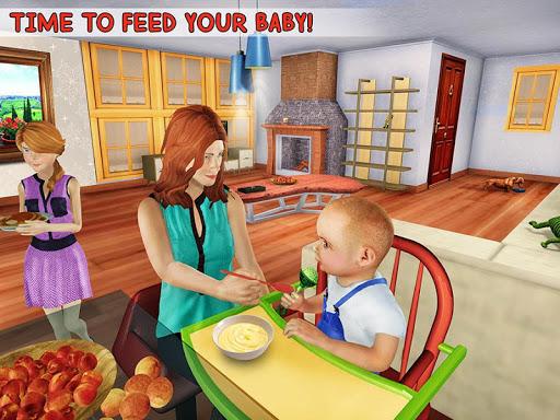 New Baby Single Mom Family Adventure 1.0.4 screenshots 13
