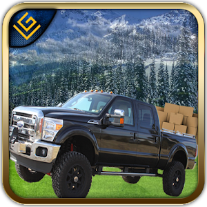 Tải Offroad giao hàng Cargo Truck APK