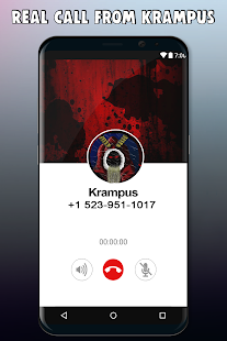Real Call From Krampus *OMG HE ANSWERED* - náhled