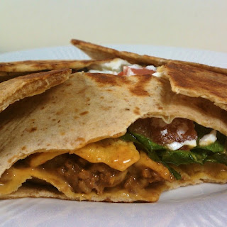 Taco Wrap Deluxe