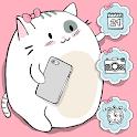 Cute Cat Launcher icon