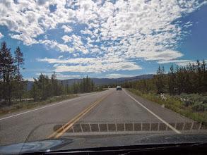 Photo: Pretty roads under pretty skies