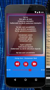 Koray Avcı - Unutamam Seni - náhled