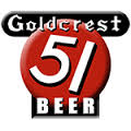 Logo for Goldcrest