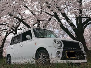 アルトラパン HE21S SS 6型  5F  2WDのカスタム事例画像 タカうさぎさんの2019年04月21日22:44の投稿