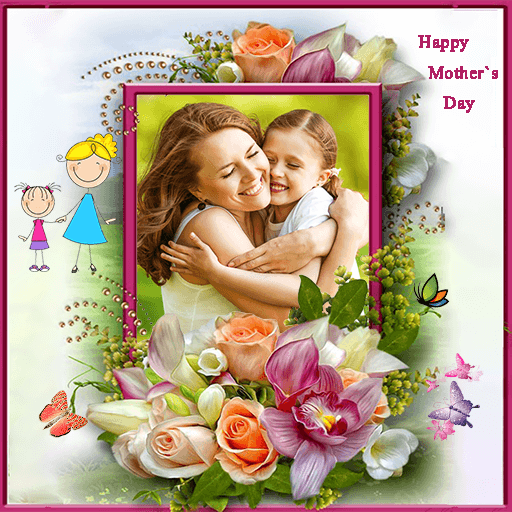 Happy Mother Day Photo Frames