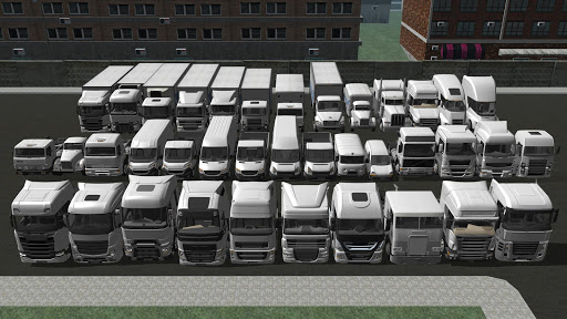 Cargo Transport Simulator  captures d'écran 1