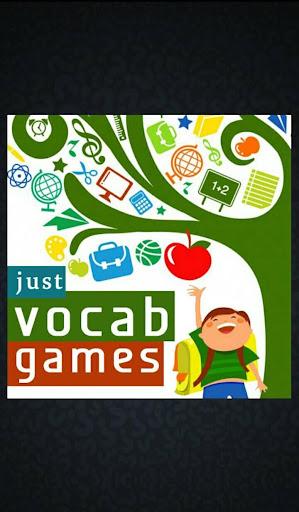 English Vocab Games