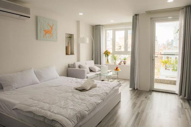 Đơn vị cung cấp dịch vụ apartment for rent in Saigon uy tín nhất