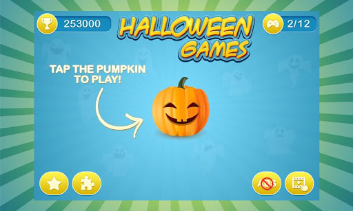 Halloween Games Collection