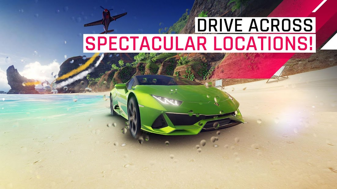 Asphalt 9: Legends - 2019's Action Car Racing Game Android App Screenshot