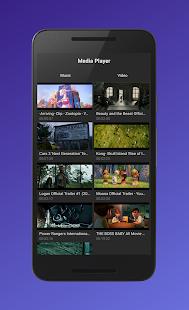 Media Player 2017 - náhled