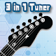 Download Ultimate Guitar Tuner,Bass,Ukulele 3 in 1 & Chords For PC Windows and Mac