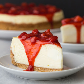 Strawberry Cheesecake Recipe