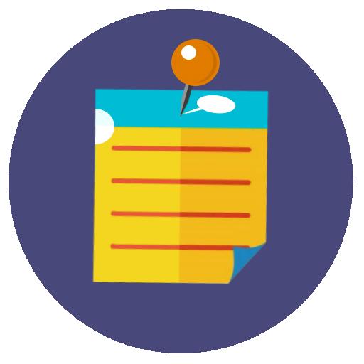 만능메모장 - 가장 쉽고 간편한 메모장, 스와이프로 보관함 이동, 해쉬태그로 메모 찾기