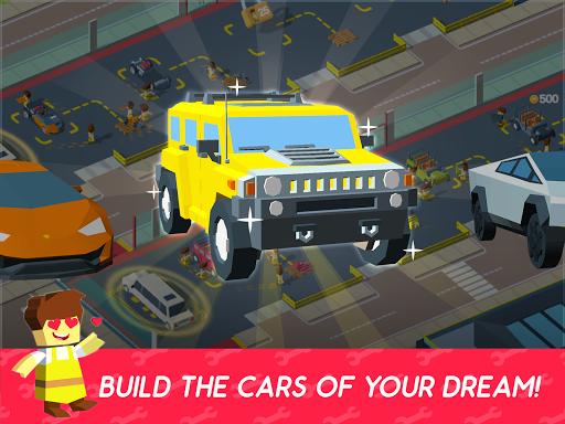 Idle Mechanics Manager u2013 Car Factory Tycoon Game filehippodl screenshot 8
