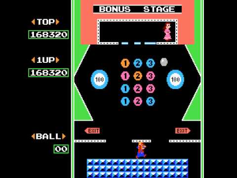 Image result for pinball nes